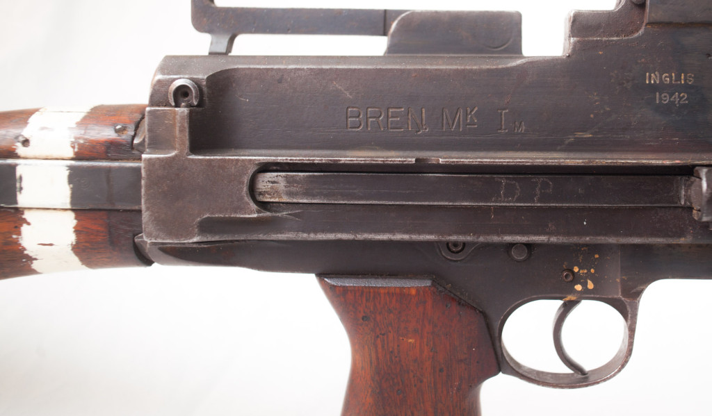 World War Two Canadian INGLIS BREN Deactivated Machine Gun Trigger