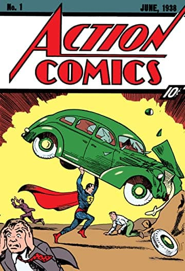 Buying Action Comics