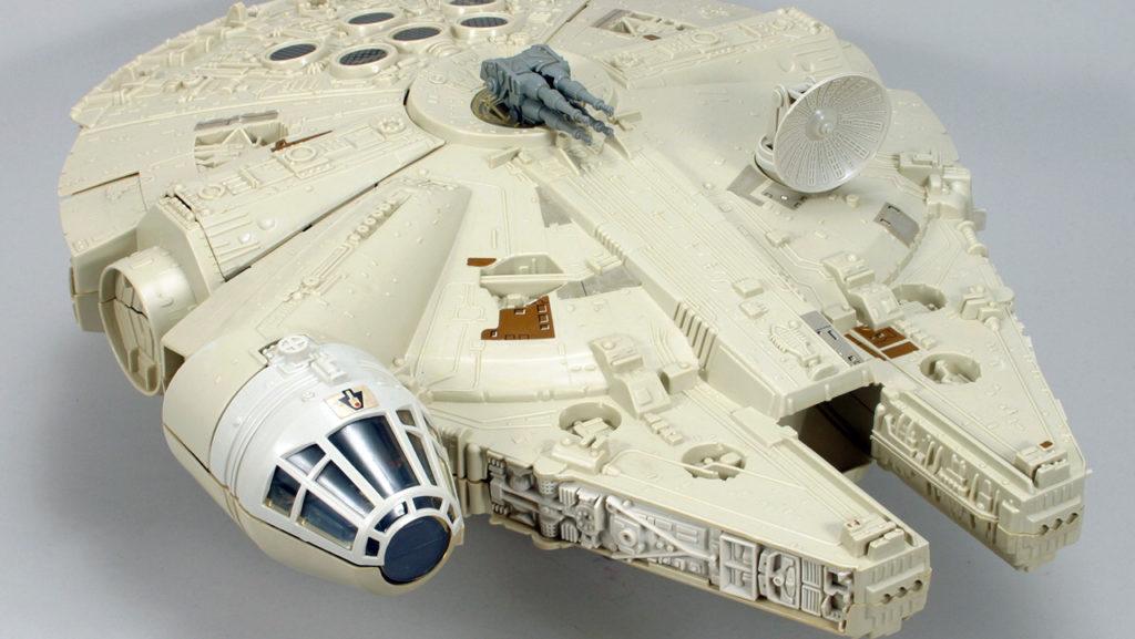 Millennium Falcon Toy