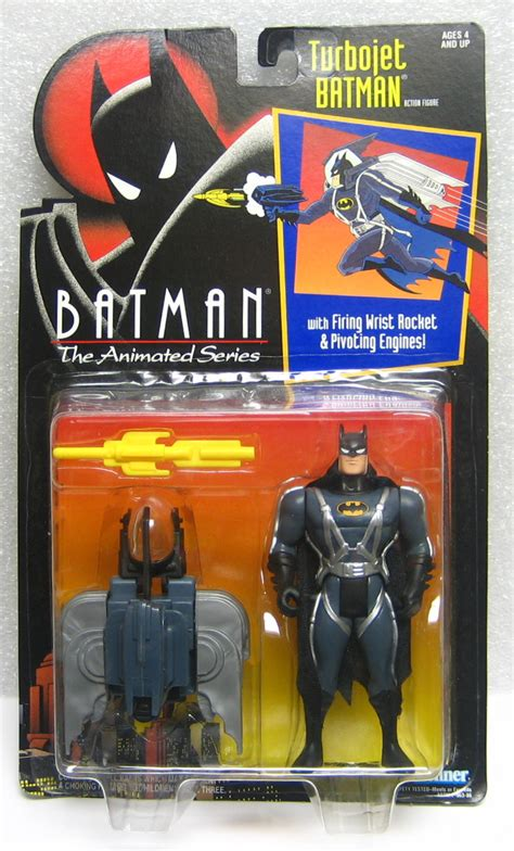 Batman Toy in Packaging