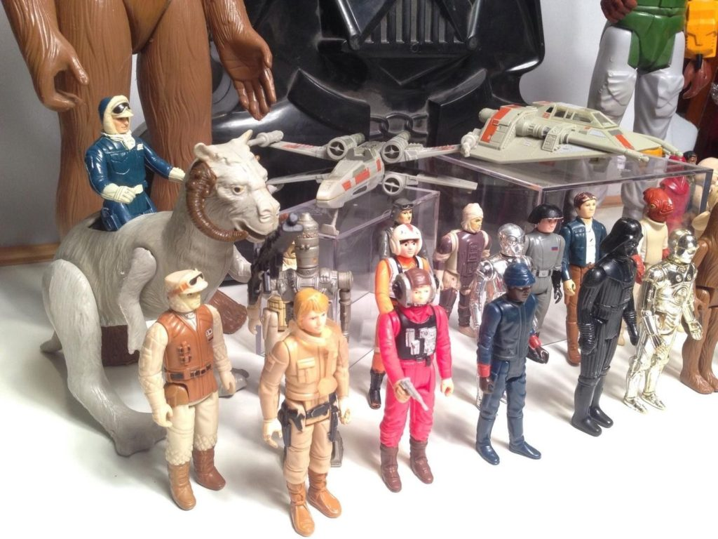 Star Wars Collectable Figurines
