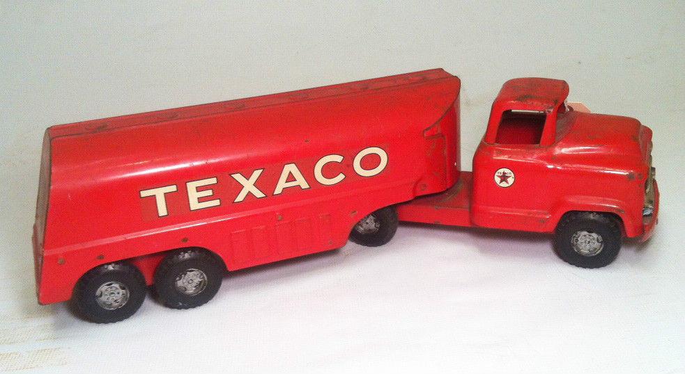 Vintage Truck Toy