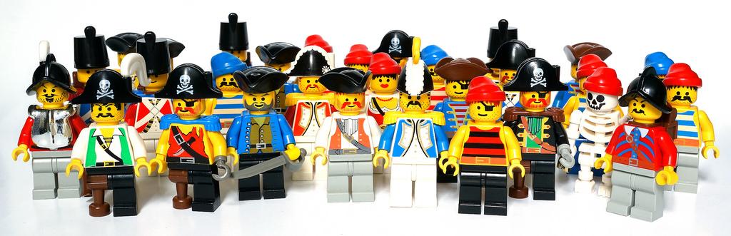Lego Figures Characters