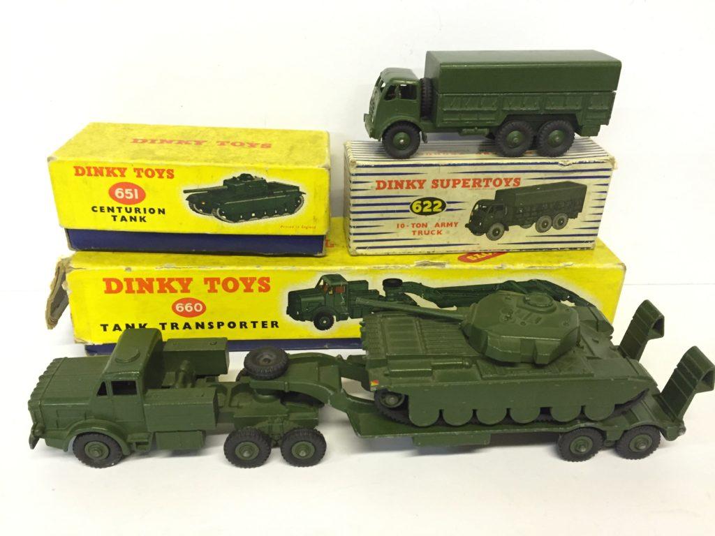 Dinky Toy Tank
