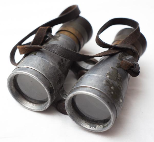 WW1 Imperial German binoculars.