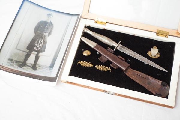 WW2 Canadian Wilkinson Commando dagge