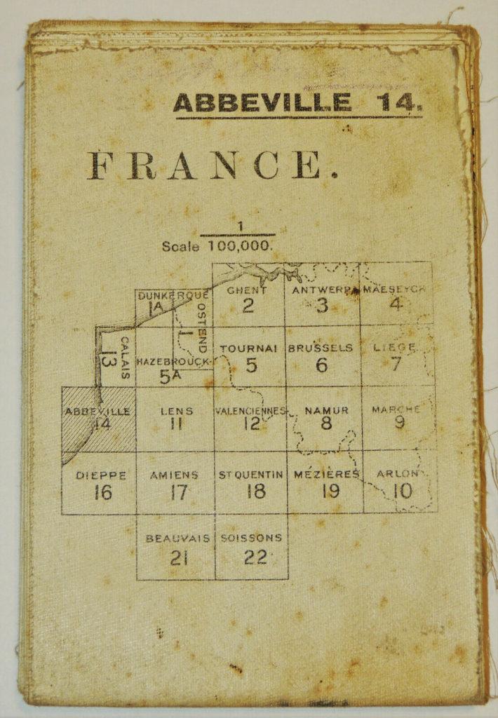 France war map Document