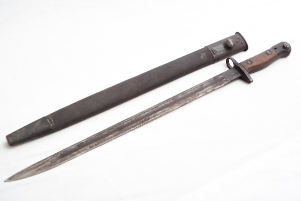 WW1 British Wilkinson made Enfield Bayonet