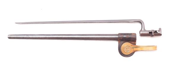 United States 1873 Trapdoor Springfield Bayonet