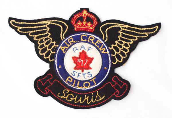 WW2 Canadian air crew pilot patch