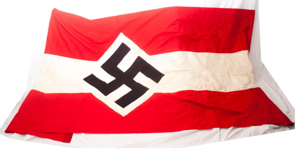 Hitler Jugend (Hitler Youth) large size flag
