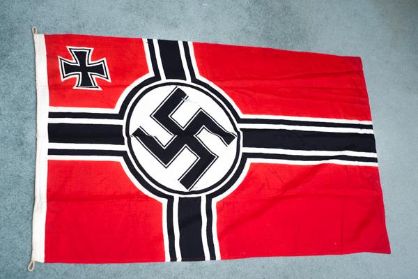WW2 German Battle flag.