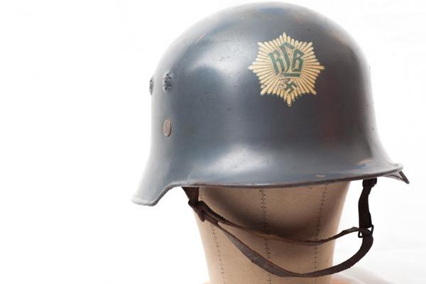 German M34 pattern Reich Luftschutz Bund (State Air Protection Corps) helmet