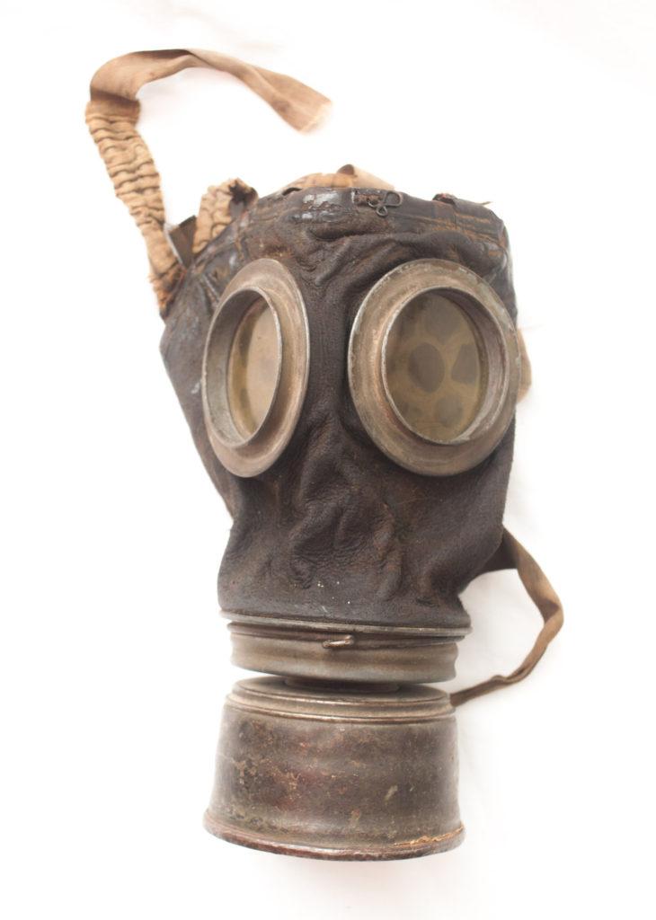 World War One German gas mask