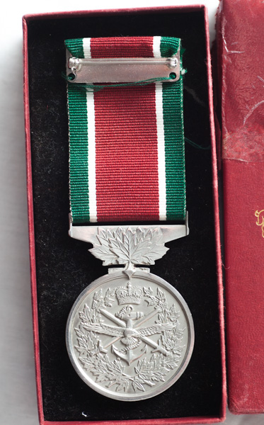 Canadian South West Asia General Service Medal