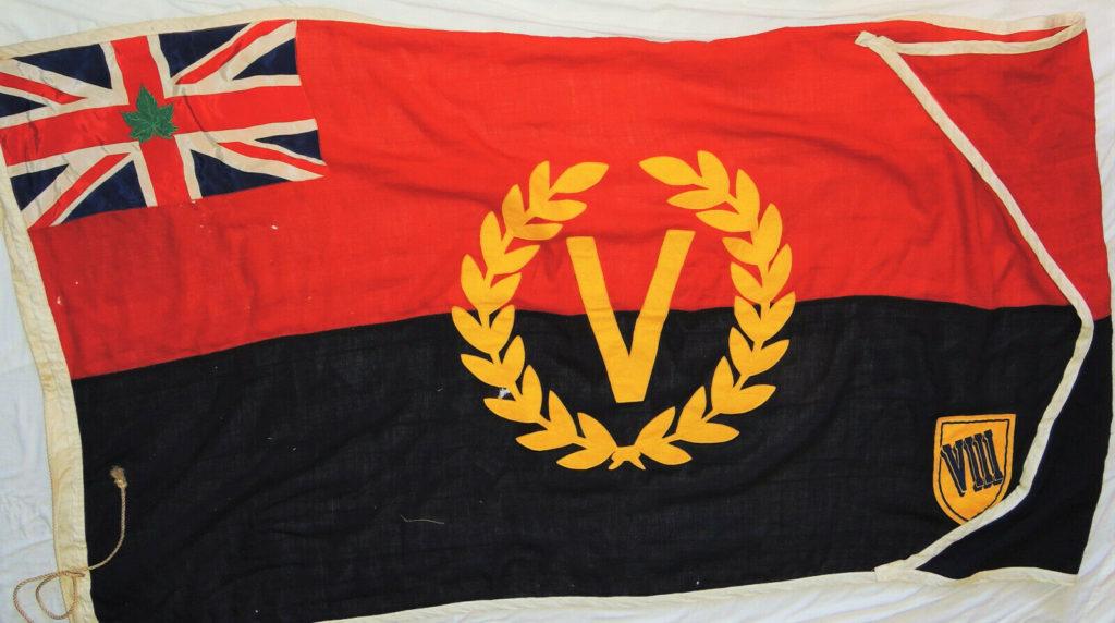 Antique British Flag
